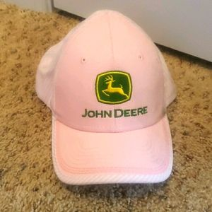 3/$25 John Deere Girls adjustable hat
